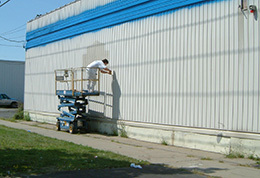 Commercial Exterior Painting Rome NY